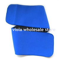 Wholesale Sauna Neoprene Body Fitness Wrap Fat Cellulite Burner Slimming Shaper Waist Belt