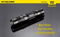 Cheap 100% Original - NITECORE P12 950LM 1 x CREE XM-L L2 LED Flashlight Torch free shipping