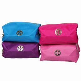 Wholesale Cubic cosmetic bag makeup bag Cosmetic Pouch Girls Lady s Candy Cosmetic Case Colors Optional ZJH