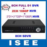 Wholesale CCTV CH H DVR Standalone Network Super DVR SDVR HVR NVR Security System P HDMI Output Digital Video Recorder