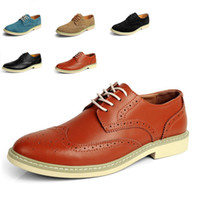 Lace-Up Men AD9015 2013 British men's casual shoes tide carved retro suede leather shoes men shoes Korean version Bullock