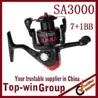 SA3000   Sales and Free Shipping SA3000 Carp Fishing the coil Fishing tackle Fishing Reels Carp Reel Baitrunner Coil Fishing