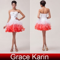 New Arrival Ball Gown Prom Dresses Organza Sweetheart Beaded...