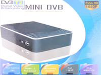 Wholesale HD DVB T2 Terrestrial Receiver DVB T DVB T2 MPEG H Support USB HDMI Mini Set Top Box