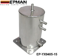 Wholesale EPMAN Fuel Swirl Pot Alloy LT Fuel Surge Tank For Motorsport Race Drift Rally Drag Car EP YX9405