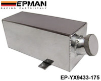 Wholesale EPMAN Universal Litre ALLOY WATER TANK Intercooler Spray Water Bottle washer water injection EP YX9433