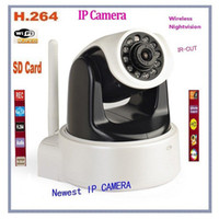 Wholesale HD P2P WIFI Webcam Wireless IP Camera Night Vision WIN10 G G Phone Viewer Indoor P H Security Camera