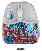 Wholesale Designer Cartoon Backpack Bag For Baby Y Y Blue Black Color Mix pc B4