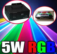 Blue 5000mw laser - Factory promotion mW W professional K pps RGB Animation DMX512 ILDA Quickshow FB3 DJ Party Disco Club Bar Stage Laser Light