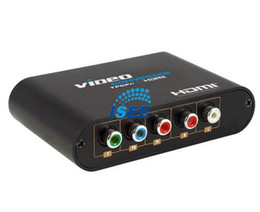 Wholesale S Component Video to HDMI Converter