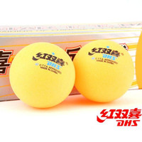 Wholesale On sale DHS One star table tennis ball pieces Olympic official ball Freeshipping Bugslock