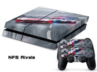 PS4   Vinyl Decal Skin Stickers Wrap For PS4 Play Station 4 Console+ Controllers-Car 0041