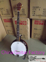 Wholesale 2014 new arrival free shiping factory USA made corbin brand solidwood banjo musical instrument HOT selling banjo stringed