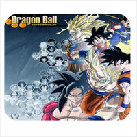 Wholesale Dragon Ball Z Mouse Pad Mouse Mat Computer Gaming Mousepad Rectangular mouse pad