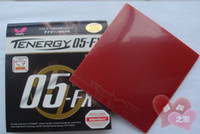 Wholesale 2pcs High quality Butterfly TENERGY FX table tennis rubber bus pimples in red black