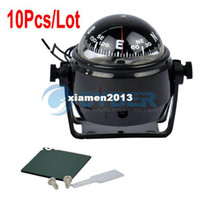 Wholesale Electronic Digital Sea Marine Compass Boat Caravan Truck V LED Light Black TK0166