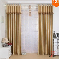Wholesale Hot fashion for bedroom balcony Pleated curtain valance curtain set finished blind window shade Pleated curtain style