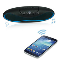 Wholesale Super Bass Portable Mini Bluetooth Speaker HiFi Subwoofer for iPhone iPad Laptop PC Smartphone with Hands Free FM Micro SD Function