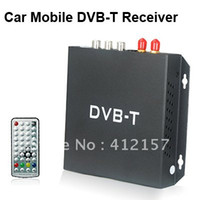 Cheap Car Mobile DVB-T Digital USB TV Receiver Box Tuner With Recording MPEG-2 MPEG-4 H.264 AVC