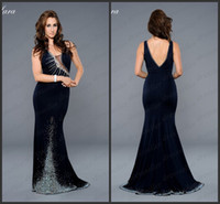 Wholesale 2014 New Fashion Turkey Style Asymmetrical Scoop Back Mermaid Long Chiffon Heavy Beaded Evening Dresses
