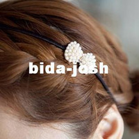Headbands Fashion Hairwear Wholesale - Min.Mix.order $10 Rhinestone bow hair accessories hair bands