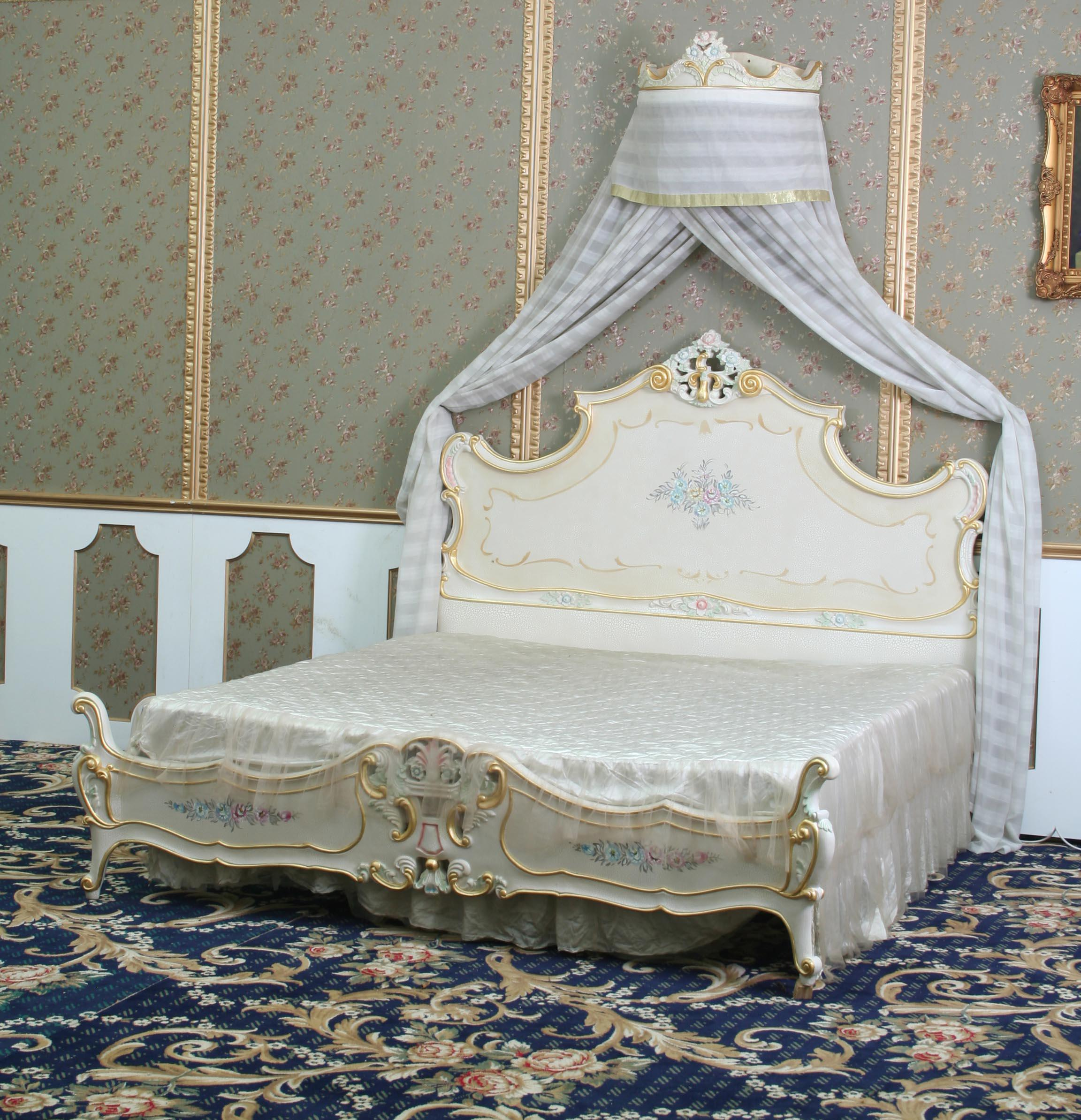 Selling Bedroom Furniture 2017 Palace Royal Furniture Fine French Furniture Hot Selling