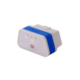 Wholesale 2014 Newest Vgate iCar WIFI OBD ELM327 Code Reader iCar2 for IOS iPhone iPad Android PC