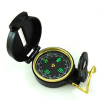 Wholesale 10PCS Portable Mini Precision Compass Outdoor Camping Compass For Travel Hiking Camping