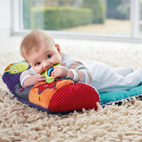 Wholesale 2014 New Design Baby infant play mat Baby cushion Tummy Time Activity Mat Baby rugs Baby multi use play mat