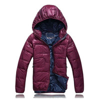 Wholesale S5Q Winter Outdoor Warm Mens Down Jacket Feather Rong Winter Coat AAACQK