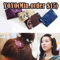 Wholesale Min order is mix order shairband hair clip hair accessories fs041