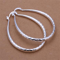 Wholesale 12pcs lotE293 silver earrings silver fashion jewelry fashion earrings bgrajxyasp