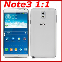 "5.7 Android 1G NO.1 N3 Note 3 N9000 n9006 MTK6589T Quad Core 1.5GHz Android 4.2 Smart Phone 1GB RAM 8GB ROM 5.7"" IPS 1280*720 Camera 13.0MP free shipping"