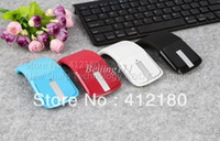Wholesale Creative Design Arc Touch Folding G Wireless Optical Mouse Fast delivery time