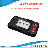 Wholesale Super Auto Coder Reader Launch Creader same as Launch CRP123 Original Updated on launch Web Launch Creader VII DHL Free