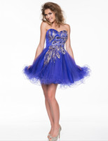 Cheap Reference Images Cocktail  Dress Best Sweetheart Organza Cassandra Stone