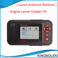 Wholesale Authorized Distributer Newly Design Original Launch X431 Creader VIII Code Reader Automotive full System Scan tool