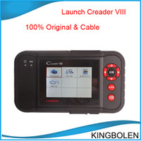 Wholesale New Arrival Launch CRP129 car code reader Original Creader update Via Internet creader viii