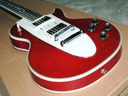 Custom Shop Corvette Guitar RED Electric Guitar 1960 Corvette Guitar Custom Shop