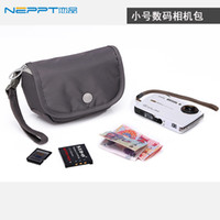 Wholesale NEPPT Small Size Digital SLR Camera Bag for Nikon S2500 S4300 S4150 S6150 S6300 S8000 S9100 S30ect