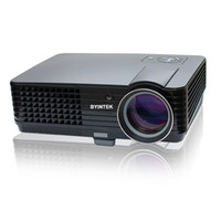 Wholesale 1080P Home Cinema Digital HD LCD LED Video Projector HDMI USB AV TV Game Office Speaker