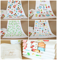 Wholesale New Suggest top quality microfiber and cotton bath towel Health mother and baby products lovely big size cm