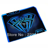 Wholesale Luxury New AULA Comfort Speed Control Edition Gaming Mouse Mat Pad Mousepad Cabrite New amp