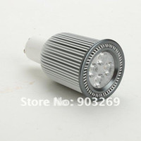 Wholesale Discount ship CREE SD93 Light Bulb GU10 W LM V White Warm White High Power LED Bulb