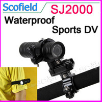 Wholesale SJ2000 Sports HD DV A Wide Angle Lens MP P fps H Outdoor Waterproof with Mic