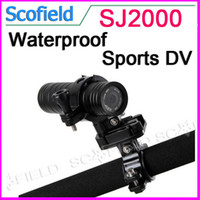Wholesale Waterproof SJ2000 Sports DV A Wide Angle Lens MP P fps H Outdoor Built in Microphone