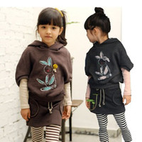 Girl pies - Cherry pie children s clothes girl lovely rabbit hoodie skirts pants suit