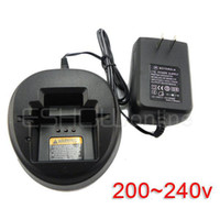 Wholesale Radio Battery Charger v for Motorola GP2000 GP88 GP300 GM300 GTX2000 PTX600 Walkie talkie J0098A Fshow