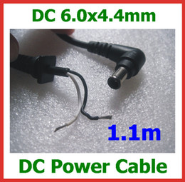 10pcs DC Tip Plug 6.0x4.4mm 6.0*4.4mm Power Supply Connector Laptop Charger DC Cable for Sony Fujitsu Notebook Laptop