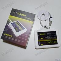 Wholesale WiFi LED Controller Hub Mi Light Series DC5V mA USB Cable Internet Remote Control RGB RGBW Dual White LED Lights Strip for Smartphone